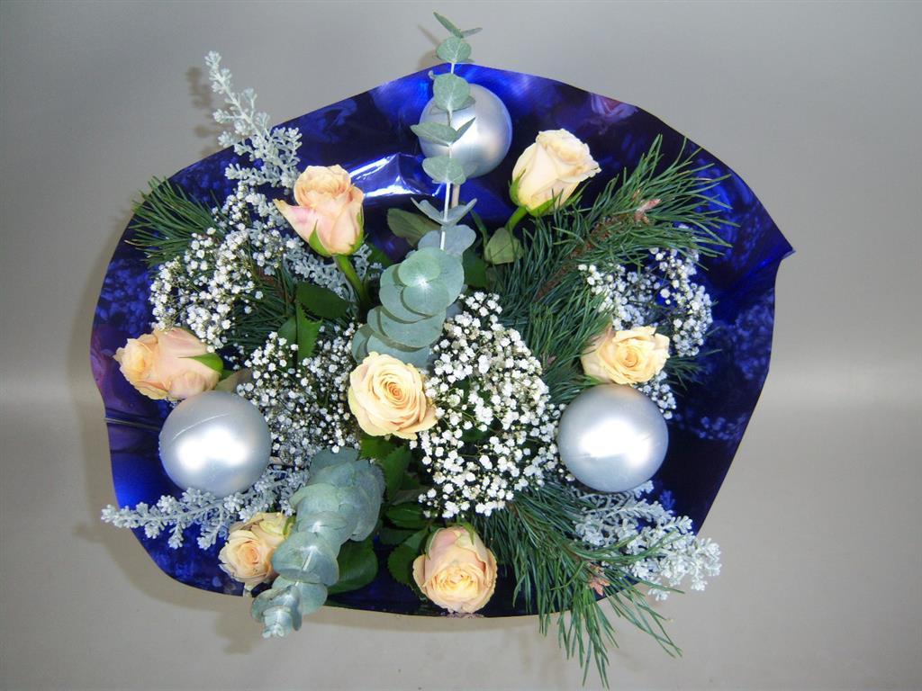 Floragold B.V.: Bouquet Ice Princes