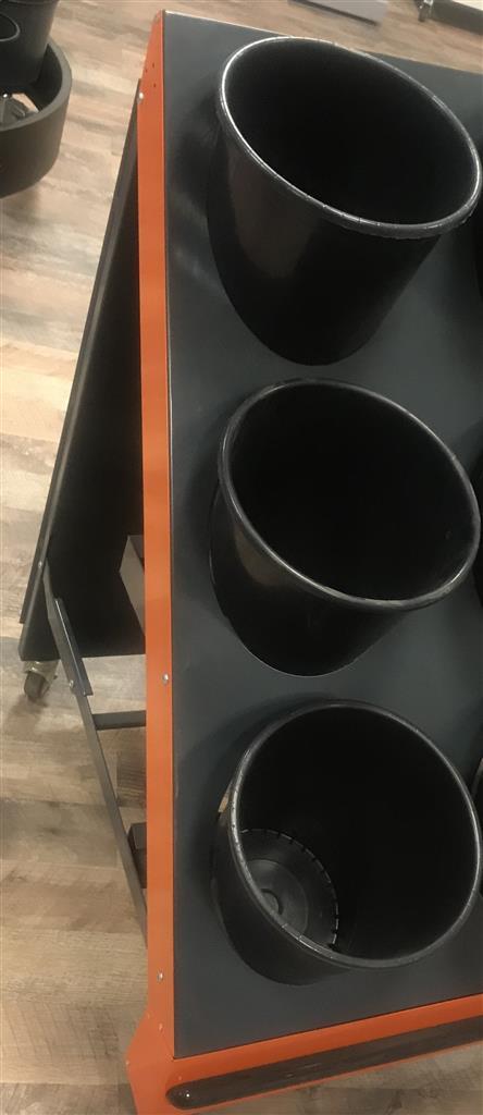 Jac Kooij BV: Breitner Flower 3 Bucket Display Premium