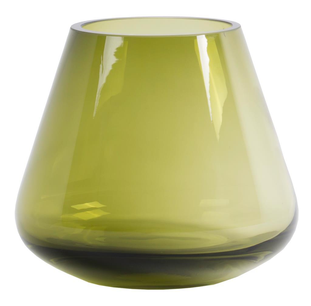 Vase The World: Tasman XS Olive Green