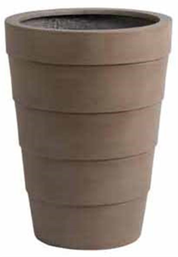 Vase The World: Kobe Taupe
