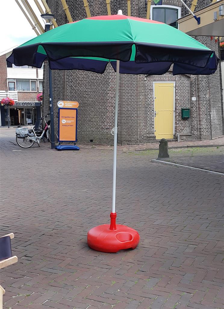 Jac Kooij BV Supplier: Parasol In Aalsmeer Kleuren